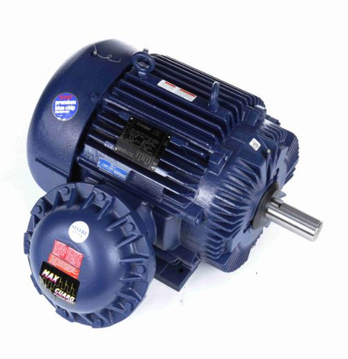 60 hp 1800 RPM 364T 230/460V TEFC Explosion Proof Marathon Electric Motor # E573A