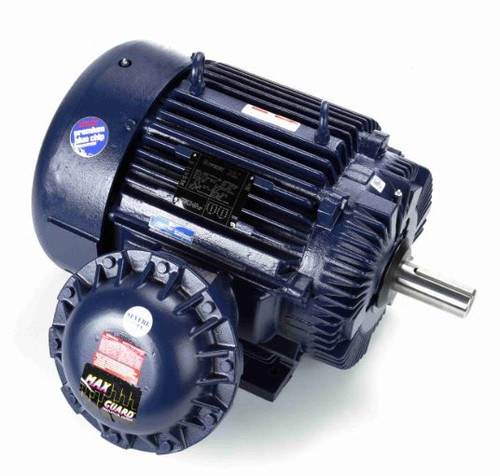 75 hp 1800 RPM 365T 230/460V TEFC Explosion Proof Marathon Electric Motor # E576A