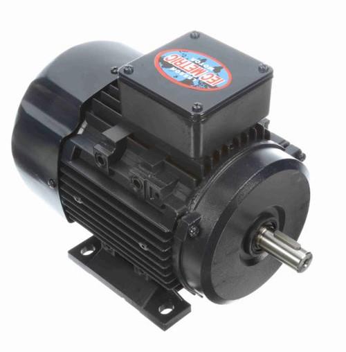 192040.00 Leeson |  3/4 hp 0.56 kw 3600 RPM71 Frame 230/460V  Electric Metric Motor