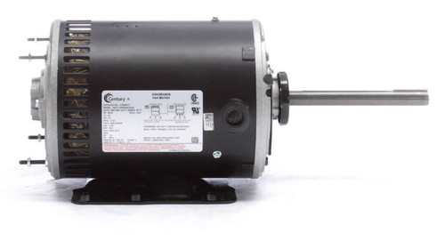 H1050AV1 Century 1 HP 1140 RPM JuggerNaut Condenser Fan Electric Motor 460/208-230V