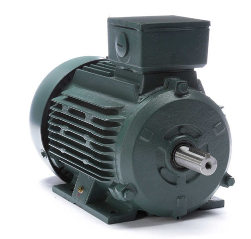 193300.60 Leeson |  2 hp 1.5 kw 1200 RPM 100L Frame 230/460V  Electric Metric Motor