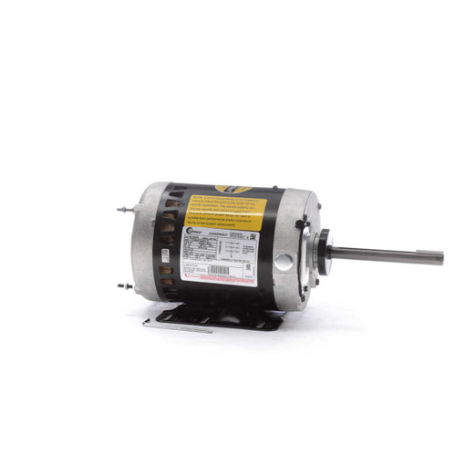 H1051A Century 1.5 HP 1140 RPM JuggerNaut Vertical Condenser Fan Electric Motor 460/208-230V