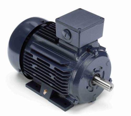 4 hp 3 kw 3600 RPM 100L Frame 230/460V Marathon Electric Metric Motor # R351A
