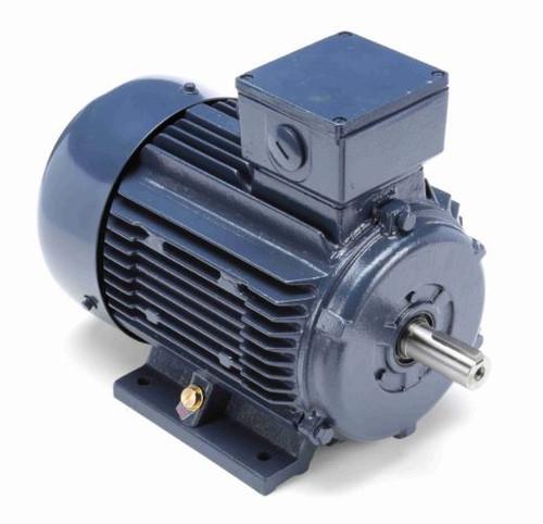 5.5 hp 4 kw 3600 RPM 112M Frame 230/460V Marathon Electric Metric Motor # R324A