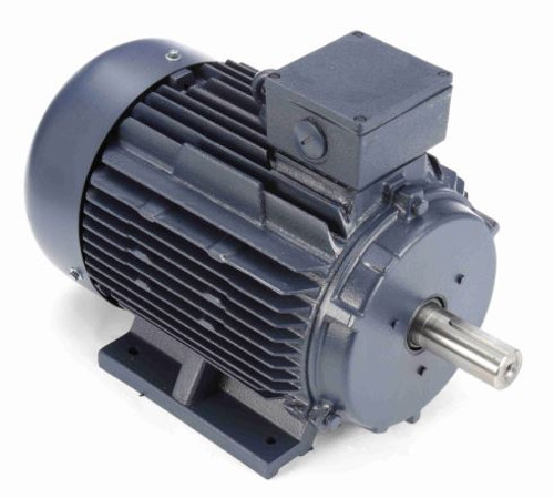 R326A Marathon 5.5 hp 4 kw 1200 RPM 132M Frame 230/460V Marathon Electric Metric Motor
