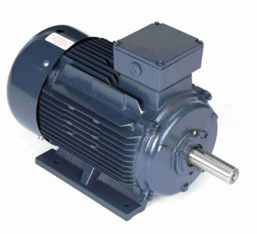 R334A Marathon 15 hp 11 kw 1800 RPM 160M Frame 230/460V Marathon Electric Metric Motor