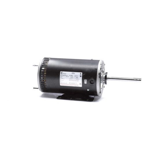 H1053AV1 Century 1 HP 850 RPM JuggerNaut Vertical Condenser Fan Electric Motor 460/208-230V