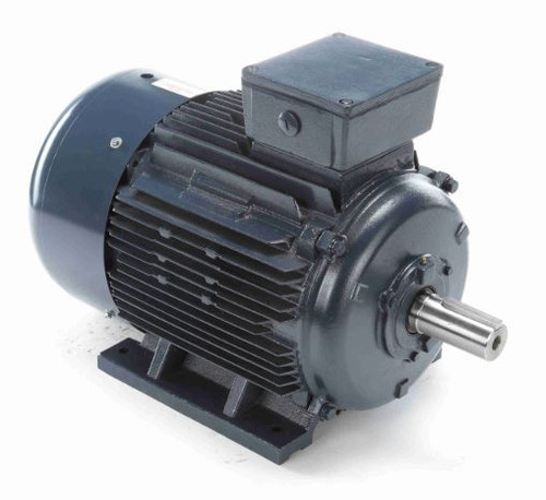 R344A Marathon 30 hp 22 kw 1200 RPM 200L Frame 230/460V Marathon Electric Metric Motor