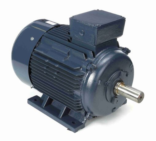 50 hp 38 kw 1800 RPM 225S Frame 230/460V Leeson Electric Metric Motor # R349A