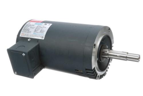 122080.00 Leeson |  2 hp 1740 RPM 145JMV Frame ODP 230/460 Volts