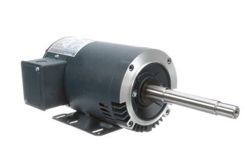 122102.00 Leeson |  3 hp 3450 RPM 145JP Frame ODP 230/460 Volts