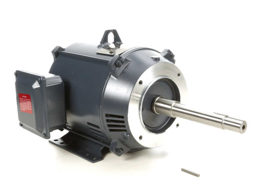 GT2410A Marathon 3 hp 1725 RPM 182JP Frame ODP 230/460V Marathon Close Couple Motor