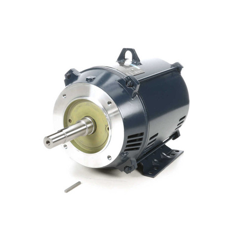 GT0413A Marathon 5 hp 1800 RPM 184JM Frame ODP 230/460V Marathon Close Couple Motor