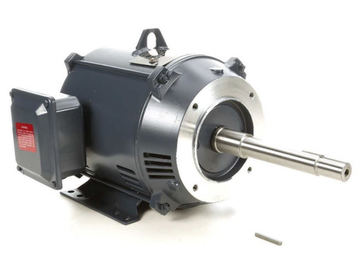 GT2413A Marathon 5 hp 1800 RPM 182JP Frame ODP 230/460V Marathon Close Couple Motor