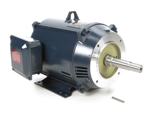GT0415A Marathon 7.5 hp 3600 RPM 184JM Frame ODP 230/460V Marathon Close Couple Motor