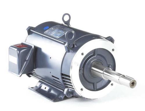 7 5 Hp 3450 Rpm 184jp Frame Odp 230  460v Marathon Electric Motor   Gt2415a
