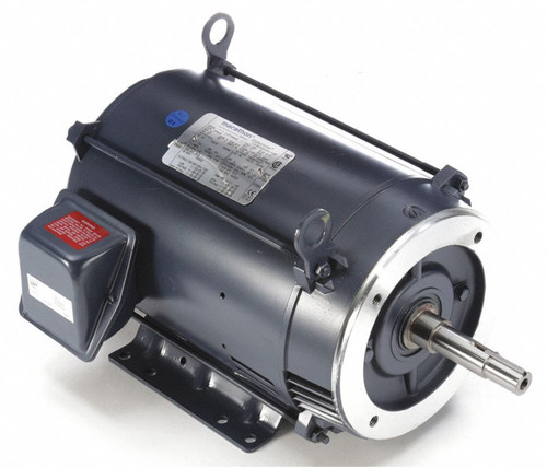 GT0416A Marathon 7.5 hp 1800 RPM 213JM Frame ODP 230/460V Marathon Close Couple Motor