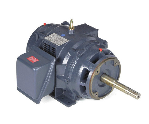 15 hp 3450 RPM 215JP Frame ODP 230/460V Marathon Close Couple Motor # GT2421A