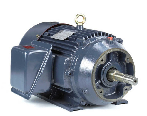 20 hp 1760 RPM 256JM Frame TEFC 230/460V Marathon Close Couple Motor # GT3125A