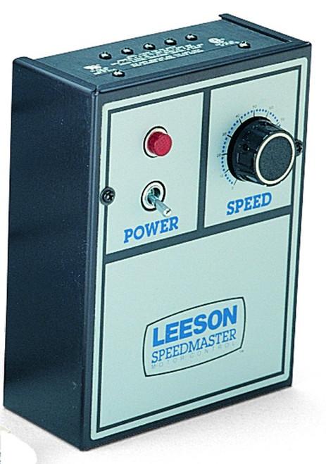 174709.00 Leeson |   DC Motor Control  174709 - NEMA 4 - 180V DC, 3 hp Non-Reversing