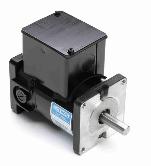 M1120040.00 Leeson |  Permanent Magnet 12-24 VDC Motor TENV 1/14 hp 1750/4200 RPM 31AS Frame