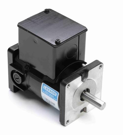 M1120040.00 Leeson    Permanent Magnet 12-24 VDC Motor TENV 1/14 hp 1750/4200 RPM 31AS Frame