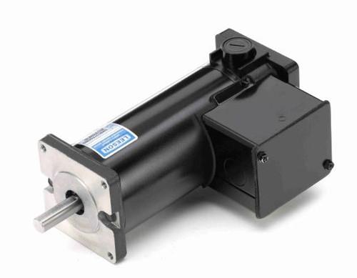 M1120046.00 Leeson |  Permanent Magnet 12-24 VDC Motor TENV 1/6 hp 1800/3900 RPM 31GS Frame