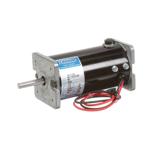 M1110015.00 Leeson |  Permanent Magnet 90V DC Motor 0.07 hp 3500 RPM 24AS Frame