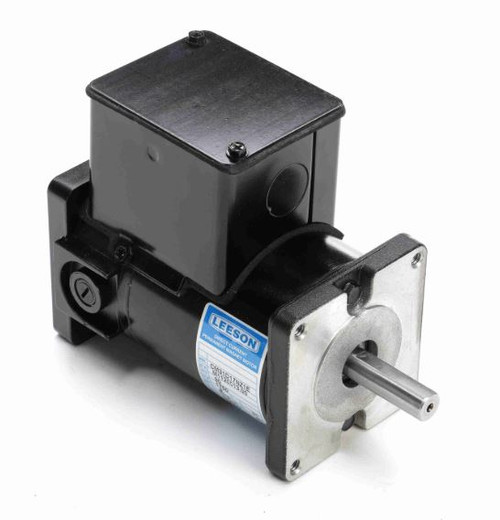 M1120013.00 Leeson |  Permanent Magnet 90V DC Motor 0.07 hp 1750 RPM 31BS Frame