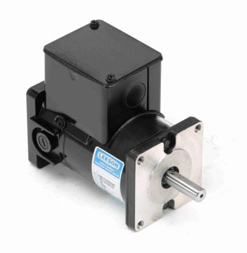 M1120060.00 Leeson |  Permanent Magnet 90 Volts DC Motor 0.10 hp 3500 RPM 31BS Frame