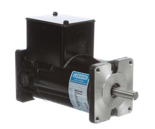 M1120041.00 Leeson |  Permanent Magnet 180 VDC Motor TENV 0.10 hp 1750 RPM 31CS Frame