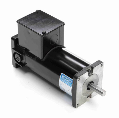 M1120045.00 Leeson |  Permanent Magnet 180 VDC Motor TENV 0.13 hp 1750 RPM 31ES Frame