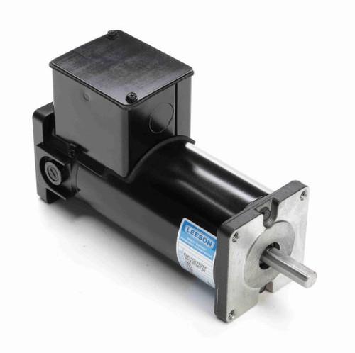 M1120043.00 Leeson |  Permanent Magnet 180 VDC Motor TENV 0.17 hp 1750 RPM 31GS Frame
