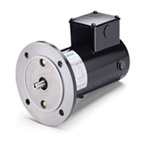 M1130119.00 Leeson |  Permanent Magnet Motor 180 Volts DC 1/4 hp 1800 RPM 34E56C Frame  Electric