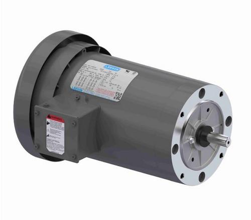 119535.00 Leeson |  1 hp 1725 RPM 56C Frame 460V Pivotal Irrigation  Farm Motor