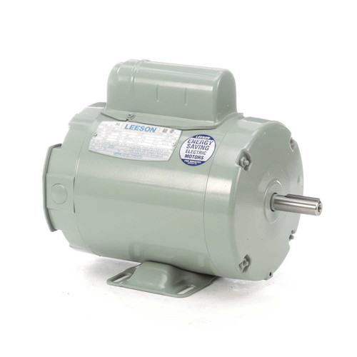 111332.00 Leeson |  3/4 hp 3600 RPM 56Z 115/230V Aeration Fan Motor