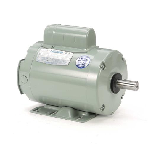 120374.00 Leeson |  1.5hp 3450 RPM 143TZ 115/230V Aeration Fan Motor