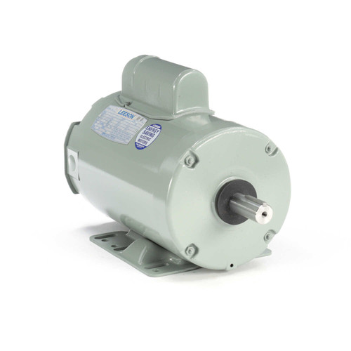 120375.00 Leeson |  2 hp 3450 RPM 145TZ 230V Aeration Fan Motor
