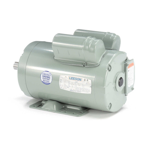 120376.00 Leeson |  3 hp 3450 RPM 145T 230V Aeration Fan Motor
