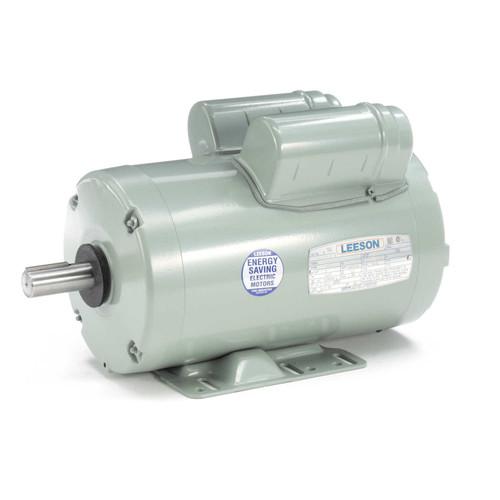 120376.00 Leeson |  3 hp 3450 RPM 145T 230V Aeration Fan Motor