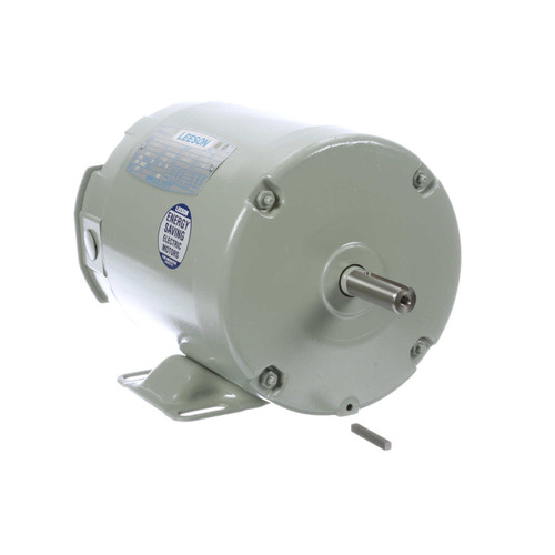 111334.00 Leeson |  3/4 hp 3450 RPM 56Z 208-230/460V Aeration Fan Motor