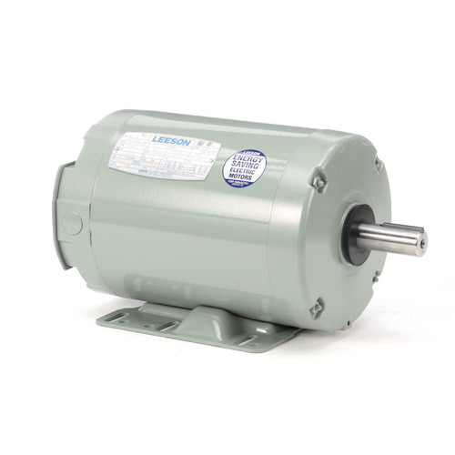 120378.00 Leeson |  2 hp 3450 RPM 145TZ 208-230/460V Aeration Fan Motor