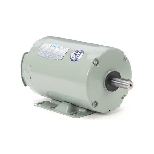 120379.00 Leeson |  3 hp 3450 RPM 145T 208-230/460V Aeration Fan Motor