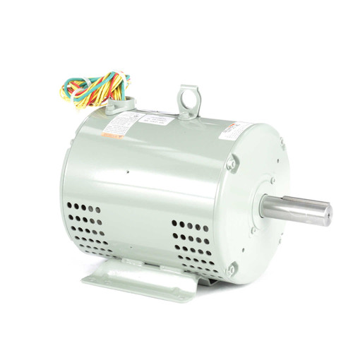 131849.00 Leeson |  5-7.5 hp 3450 RPM 184TZ 208-230/460V; 3-phase Crop Dryer Motor