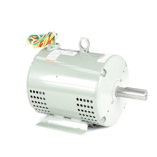 7.5-10 hp 3450 RPM 184TZ 208-230/460V; 3-Phase Crop Dryer Motor Leeson # 131850
