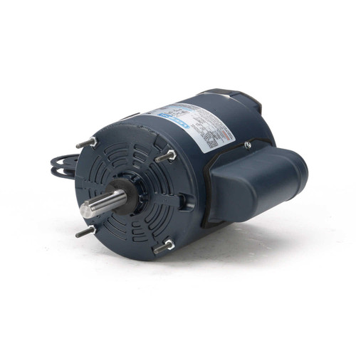 "1/3 hp 1625 RPM 115/230V 1/2"" Dia. Shaft Pedestal Fan Motor Leeson # 103715"