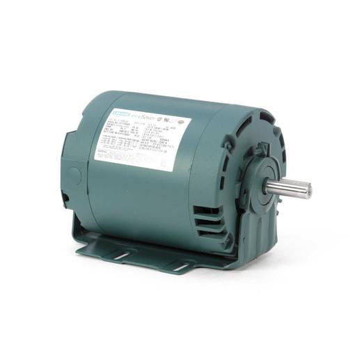 E119360.00 Leeson |  1/2 hp 1800 RPM 56 Frame 230/460V ODP Resilient Mount