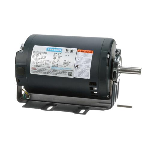 100796.00 Leeson |  1/2 hp 1800 RPM 56 Frame 230/460V ODP Resilient Mount
