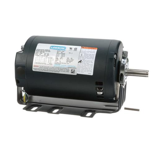 100908.00 Leeson |  3/4 hp 1800 RPM 56 Frame 230/460V ODP Resilient Mount