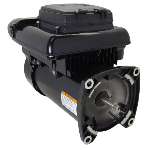 ECM27SQU Century Variable Speed ECM Pool Motor 3/4 hp 2-spd Square Flange 230V Century # ECM27SQU